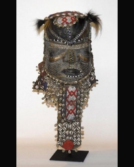 Kuba Mask from Zaire - Bwoom