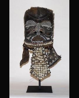 Kuba Mask from Zaire - Bwoom