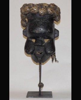 Salampasu Warrior's Mask