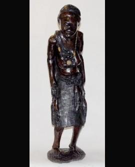 Mahogany Woman